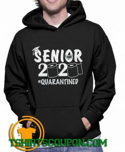 Senior 2020 shirt, Senior Quarantined By Tshirtscoupon.com