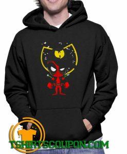 Wutang Deadpool Hoodie
