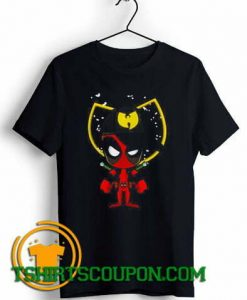 Wutang Deadpool T-Shirt