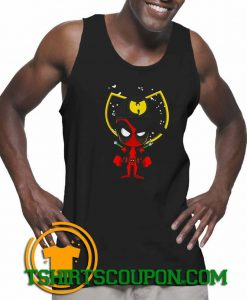 Wutang Deadpool Tank Top