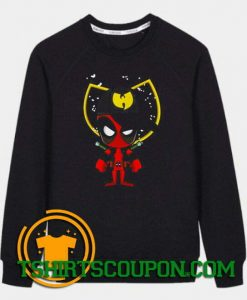 Wutang Deadpool Sweatshirt