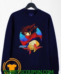 Awesome Cyber Ninja Sweatshirt By Tshirtscoupon.com