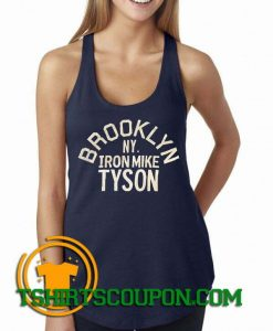 Brooklyn NY Iron Mike Tyson Tank Top By Tshirtscoupon.com