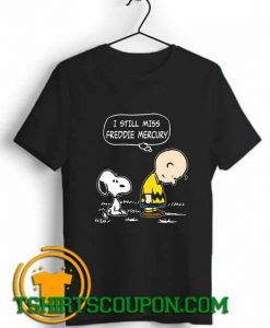 Charlie Brown And Snoopy Saying That Miss Unique trends tees shirts