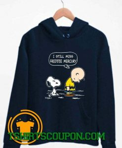 Charlie Brown And Snoopy Saying That Miss Hoodie