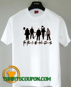 Friends Halloween Shirt Basic Witch Unique trends tees shirts