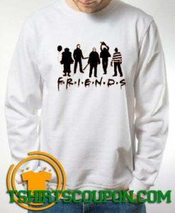 Friends Halloween Sweatshirt