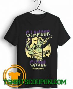 Glamour Ghoul Vintage Halloween Monster shirts