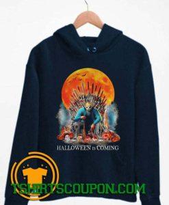H2O Delirious Jason Voorhees Halloween is coming Hoodie