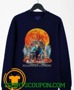 H2O Delirious Jason Voorhees Halloween is coming Sweatshirt