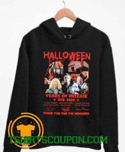 Halloween 42 years Hoodie