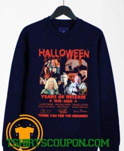 Halloween 42 years Sweatshirt