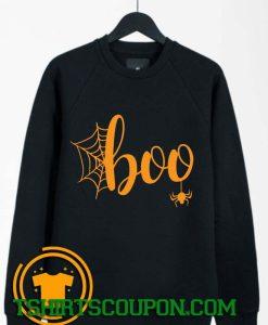 Halloween Boo Shirt Halloween Sweatshirt