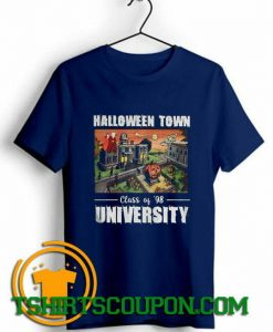 Halloween Town Class Of 98 University trends tees shirts