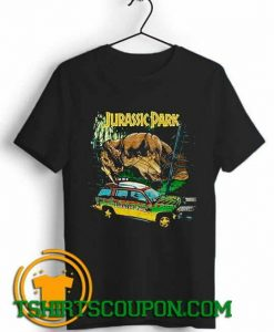 Jurassic Park Vintage 90s Unique trends tees shirts By Tshirtscoupon.com