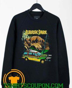 Jurassic Park Vintage 90s Sweatshirt By Tshirtscoupon.com