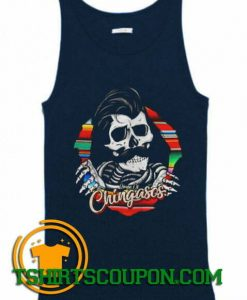 Skull Chingasos Unique trends tees Tank Top By Tshirtscoupon.com