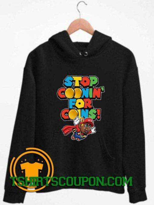 The Action Coonin Super Mario Bros Hoodie By Tshirtscoupon.com