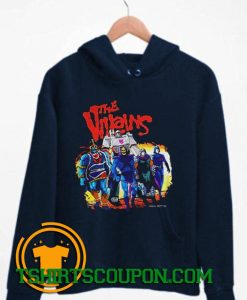 The Villains Comics Angel Rotten Hoodie By Tshirtscoupon.com