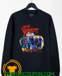 The Villains Comics Angel Rotten Sweatshirt By Tshirtscoupon.com