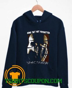 Tupac Gone But Not Forgotten Hoodie By Tshirtscoupon.com