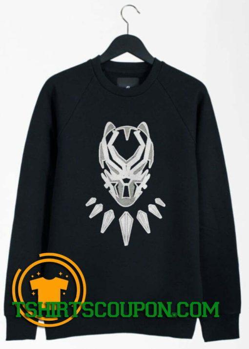 Black Panther hoodie Unique trends tees Sweatshirt