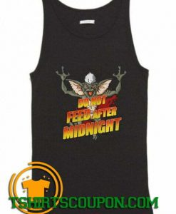 Do Not Feed After Midnight Gremlins Tank Top