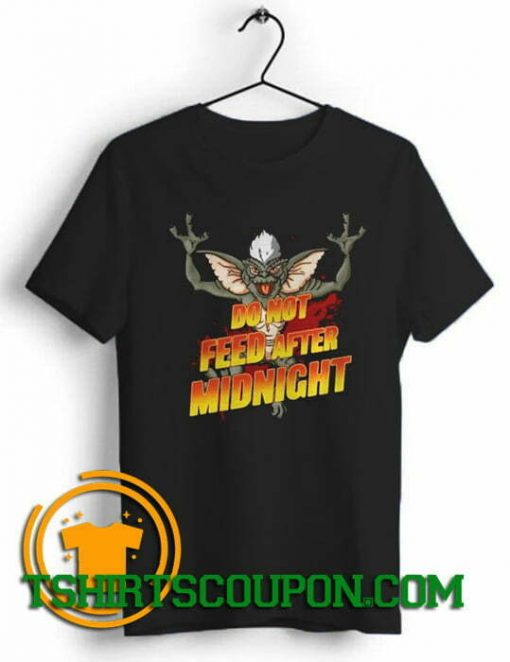 Do Not Feed After Midnight Gremlins Unique trends tees shirts By Tshirtscoupon.com