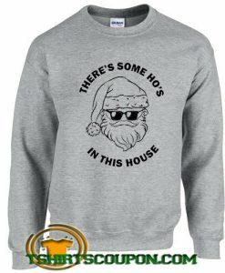 Cardi B Christmas Santa Sweatshirt